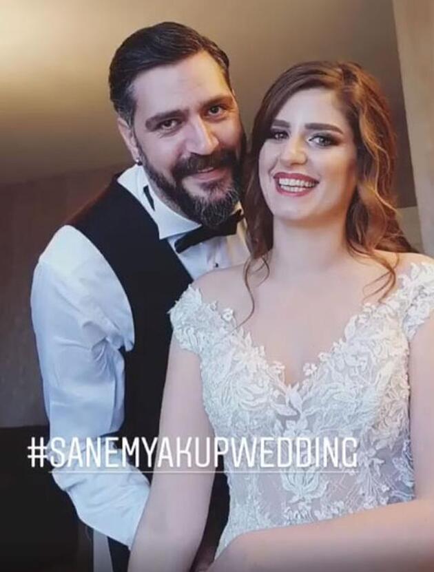 Kiralık Aşk dizisinin Nihan'ı Sanem Yeles evlendi