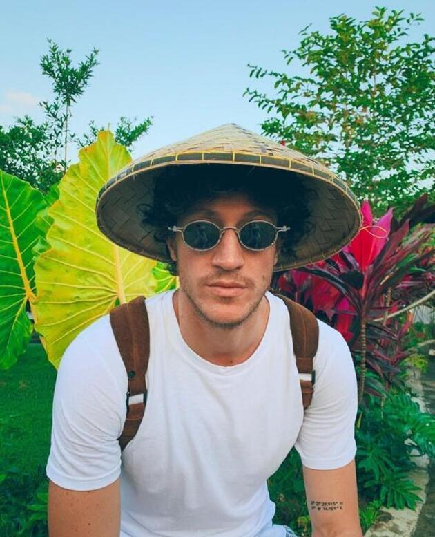 Bali'de balayı