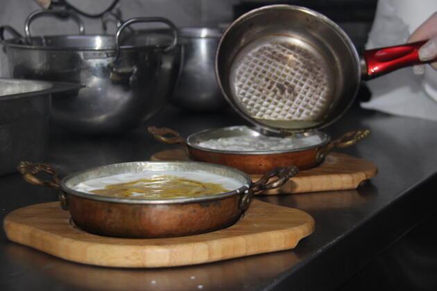 Gümüşhane'nin vazgeçilmez lezzeti 'siron'