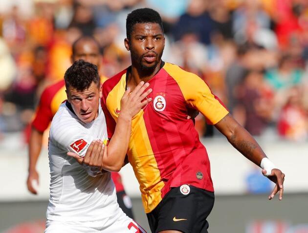 Galatasaray 3 dakikada 3 gol yedi
