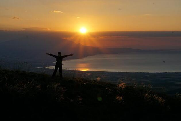 Bir doğa harikası! Bitlis'e gidenler uğramadan dönmüyor