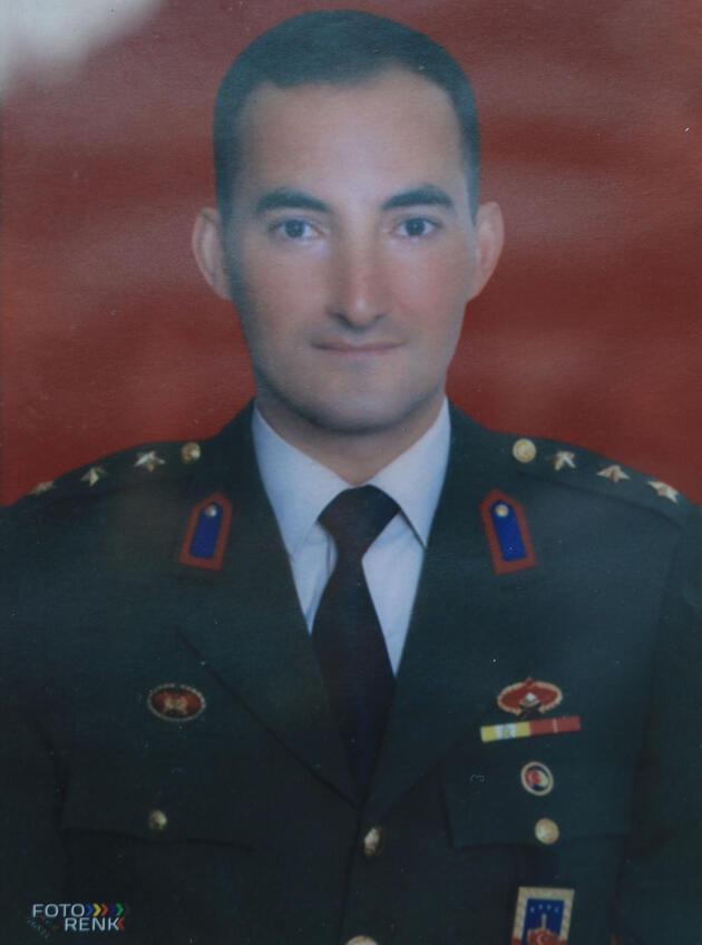 Şehit Binbaşı Zafer Akkuş son yolculuğuna uğurlandı