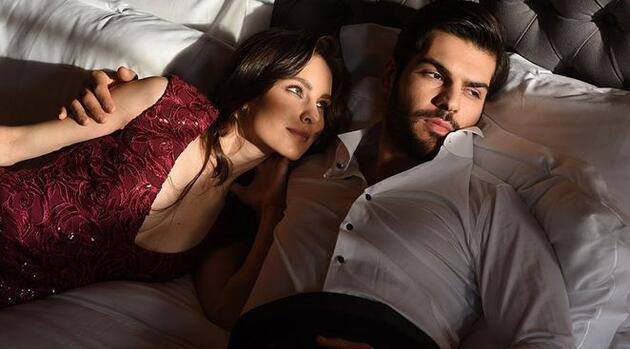 Alper Potuk'tan ayrılan Tuvana Türkay, Tolga Mendi ile aşk yaşıyor