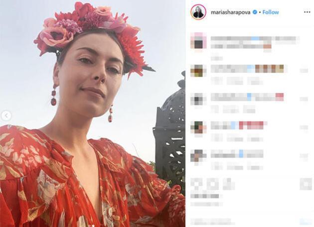 Maria milyarder sevgilisi için değişti