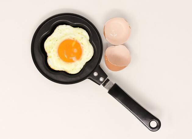Yumurta hakkındaki bu bilgiler şaşırtıyor!