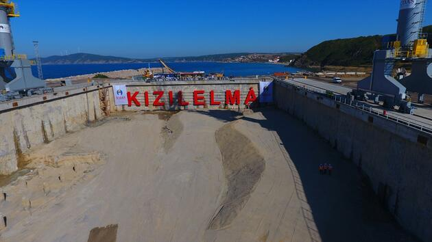 50 milyon dolarlık yatırımla başladı! Projenin adı Kızılelma