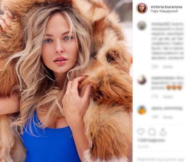 Bilinmeyenleriyle işte Rusya'nın en güzel kadını