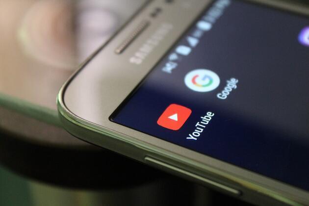 Mobil internetin lideri; YouTube