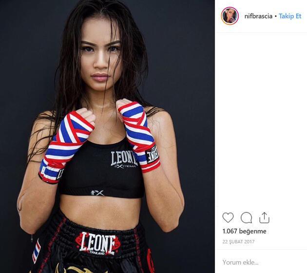 Kean'in boksör sevgilisi Ada'yı salladı