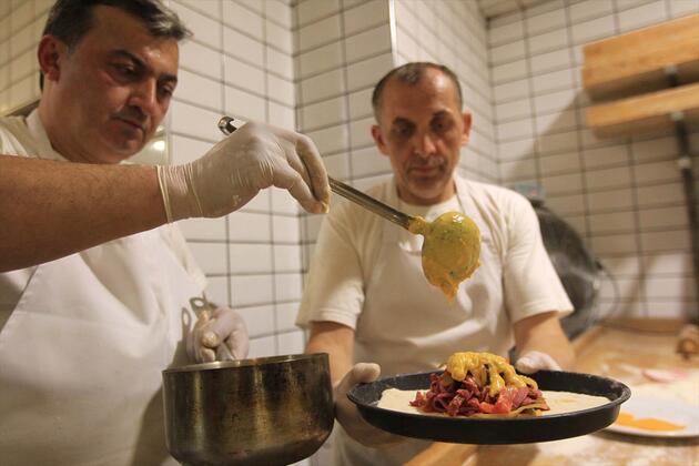 """Samsun'da bir restoran sahibi yaptı! """"Dünyada muadili yok"""""""