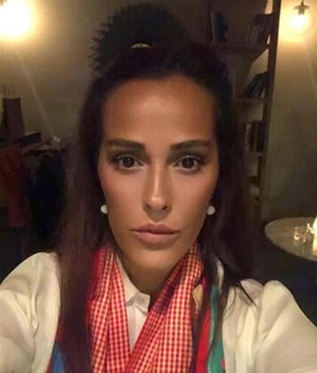 Helin Avşar'ın son hali şaşırttı