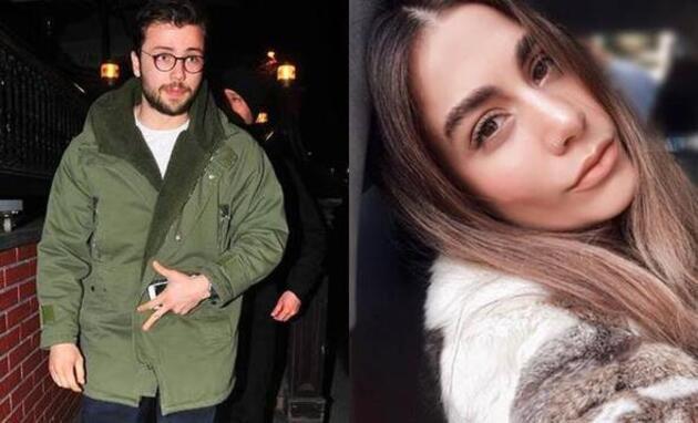 Tolga Sarıtaş ve Zeynep Mayruk'tan yeni poz