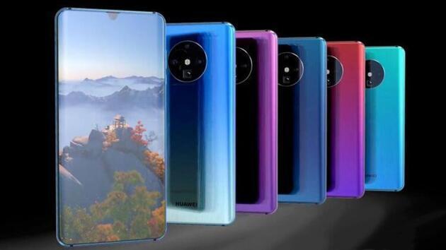 Huawei Mate 30 Pro işte böyle görünüyor