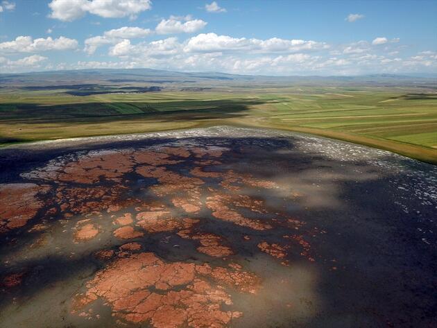 Türkiye'nin 13. Ramsar Alanı Kuyucuk Gölü tamamen kurudu
