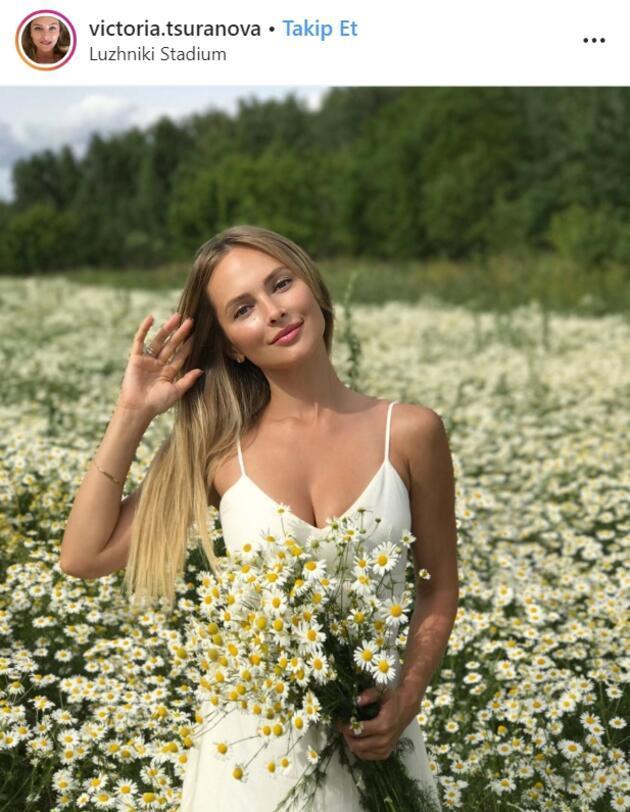 Spor severler en güzel Rus'u seçti