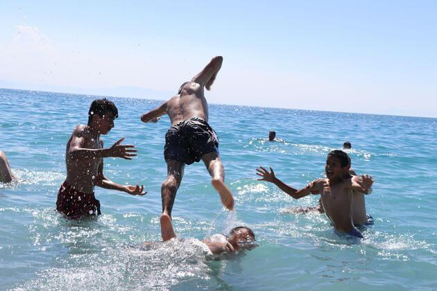 Türkiye'de tek! Turistlerden büyük ilgi