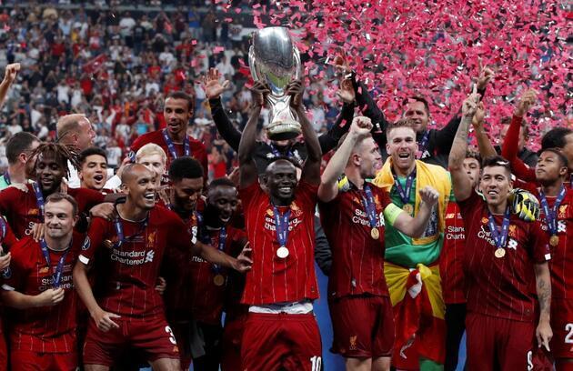 UEFA Süper Kupa İstanbul'da sahibini buldu