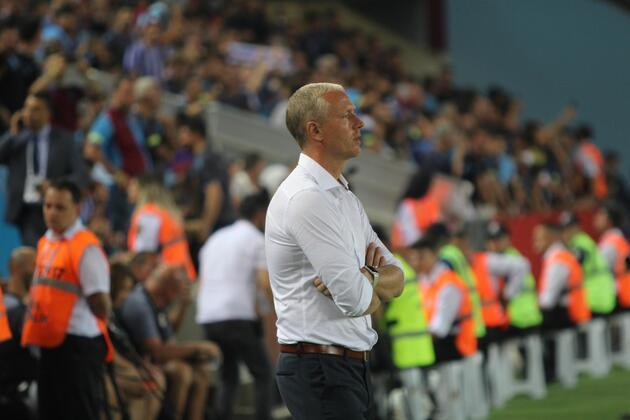 Trabzonspor'un play-off'taki rakibi belli oldu