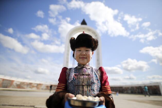 Cengiz Han'ın doğduğu kent: Khenthei