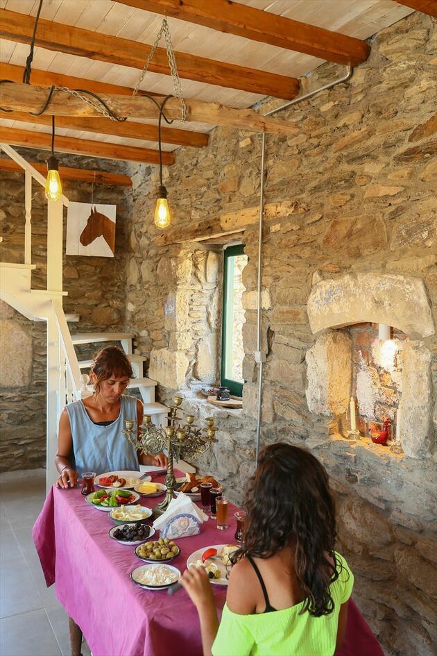 Ege turizminde yeni trend: Köylü konsept