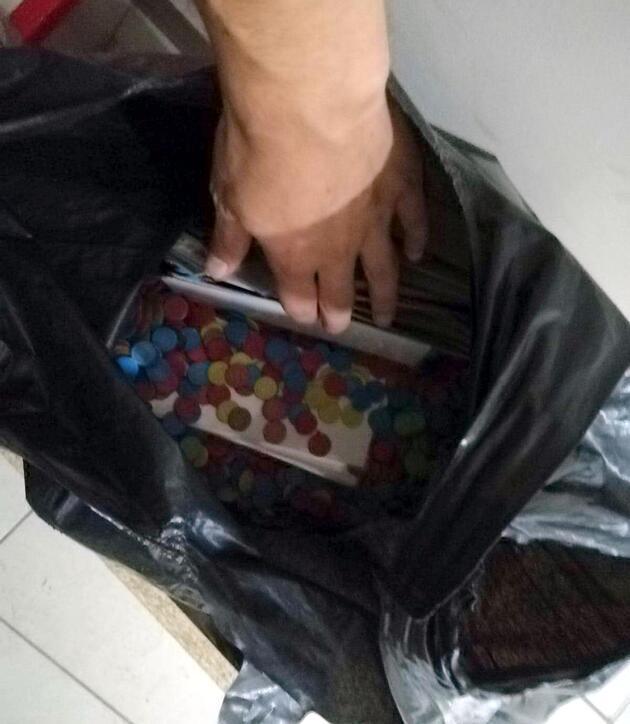İşyerini kumarhaneye çevirip, İstanbul'dan müşteri getirmişler