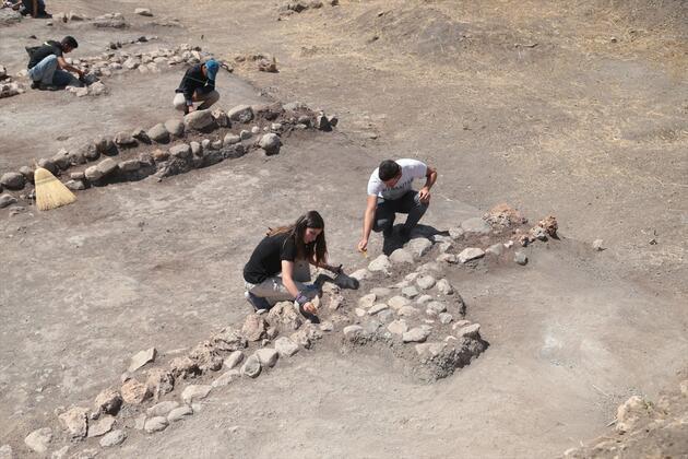 """""""Domuztepe'deki iskan, Göbeklitepe'den bin yıl sonra başlamış"""""""