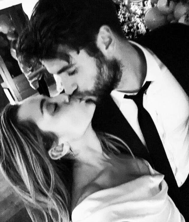 Miley Cyrus ve Liam Hemsworth ayrılığında olay iddia!