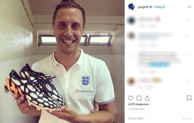İngiltere bu yasak aşkı konuşuyor: Ünlü futbolcu Avustralyalı model için 10 yıllık karısından ayrıldı