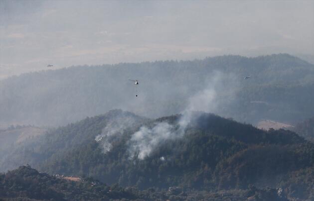 İzmir'deki yangın 3. gününde: İşte son durum
