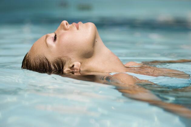 Yüzmenin vücuda faydaları
