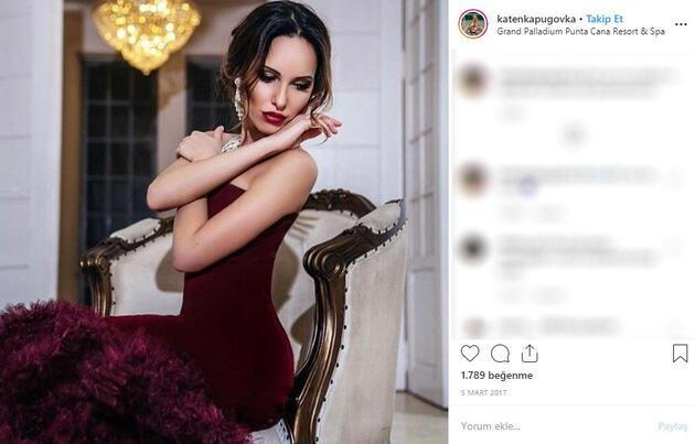 Manken Ekaterina Bobkova'da futbolculara şok suçlama: Başıma vurarak beni bayılttılar...