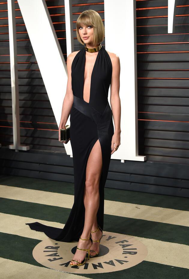 Sophie Turner Taylor Swift'in 'eskisini' giydi