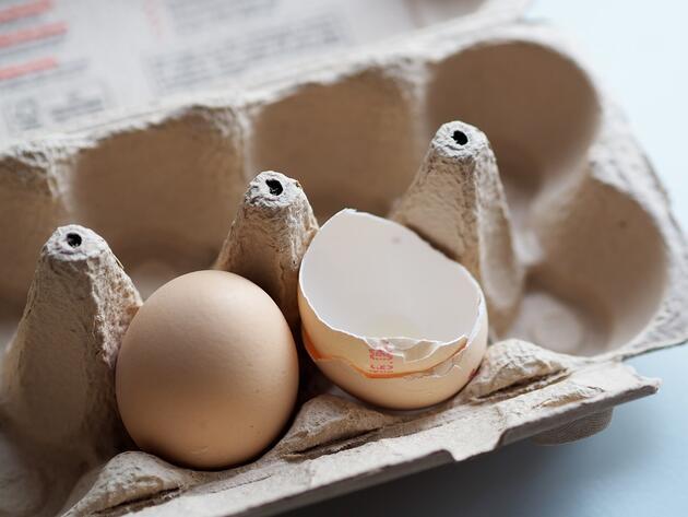Yumurta kabuğunu sakın atmayın! Bakın ne işe yarıyor
