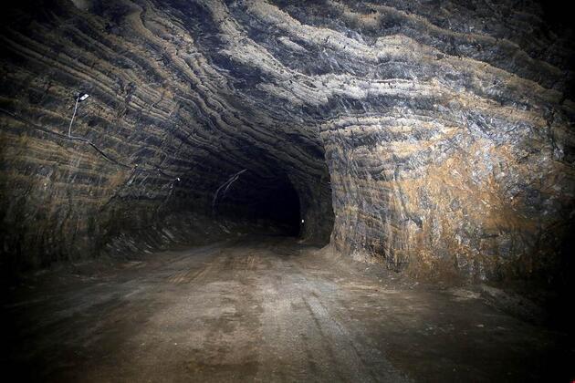 Mağarada tuz terapi merkezi kurulacak