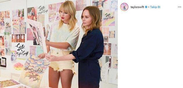 Taylor Swift'in albümü çıkmadan 1 milyon sattı