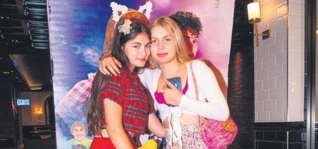 Aleyna Tilki'nin kız kardeşi Ayça Tilki: Ablamı başkalarından kıskanıyorum