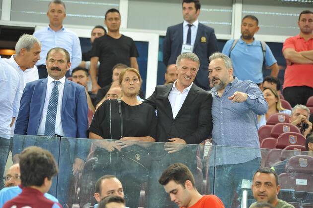 Trabzonspor seyircisi önünde kazandı