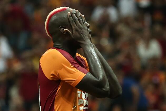 Galatasaray golü 90+6'da yedi