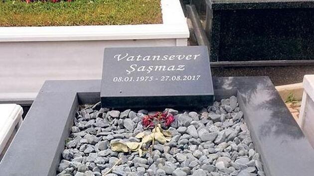 Vatan Şaşmaz'ın ölümünün ardından iki yıl geçti!