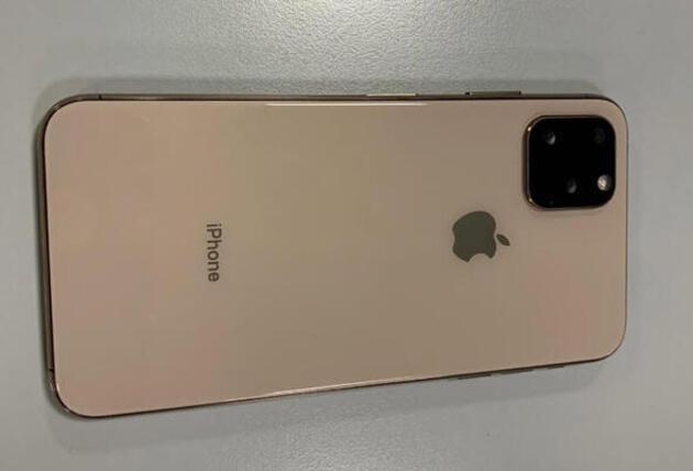 Bu telefon kafaları karıştırdı! İşte karşınızda iPhone 11