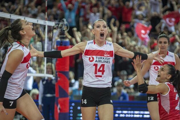 Türkiye Avrupa ikincisi oldu