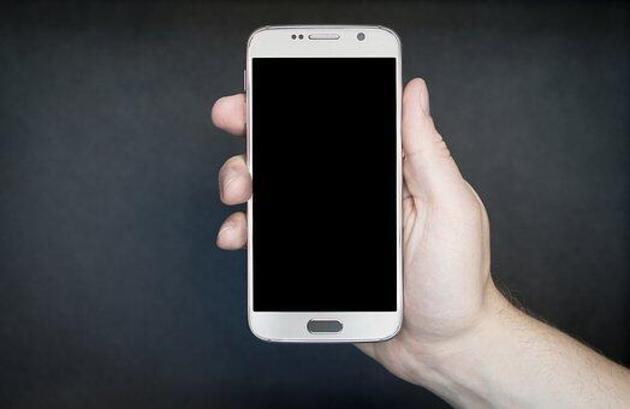 Telefonunuzun duvar kağıdını siyah yaparsanız...