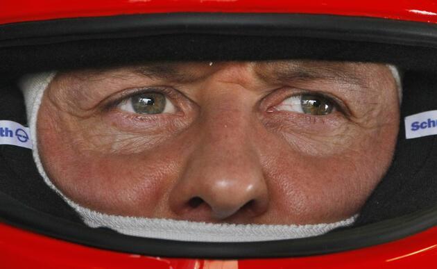 Michael Schumacher'e kök hücre nakli