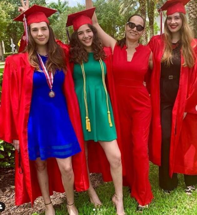 Üçüzler büyüdü... Üniversiteyi kazandılar!
