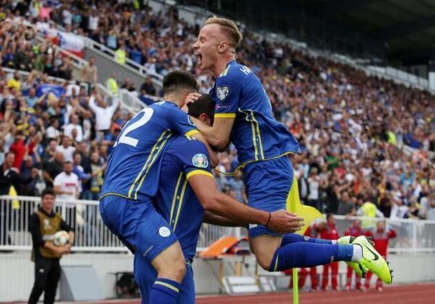 İngiltere Vedat Muriç'i konuşuyor! 1 gol 2 asist...