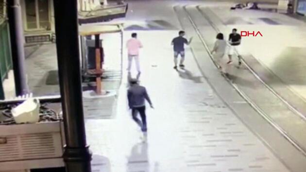 Taksim'de öldürülen Halit Ayar'ın arkadaşı o anları anlattı: Ölüme milim kala