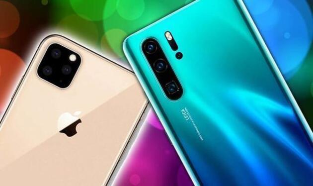 iPhone 11 Pro Max vs Huawei P30 Pro? Hangisi tercih edilmeli?