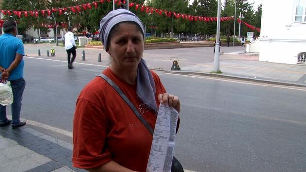 Polisin uyarısını dikkate almadılar... Ellerinde ceza kağıtlarıyla eve döndüler