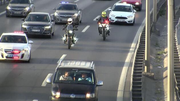 İstanbul'da trafik artınca o görüntüler yeniden başladı!
