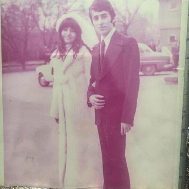 Annem ve babam! Tarzını sevdiklerim...
